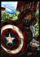 Who is Bucky? by PeaceMakerSama