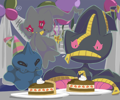 Request Shuppet's Birthday by shadehikari