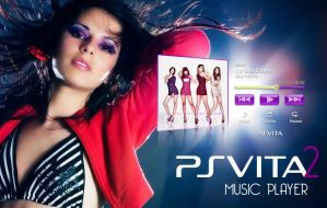 PSVITA Music Player 2 for xwidget by jimking