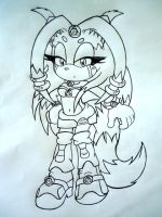 serenity -free to colour- by princess06