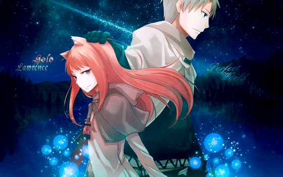 Perfect World - Spice and Wolf by Gintoki62
