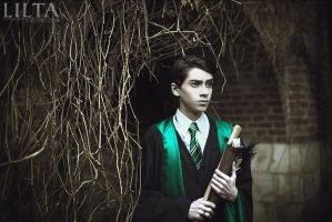 Tom Marvolo Riddle by Lilta-photo