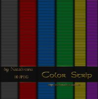 Textures  Color strip by Natalivesna