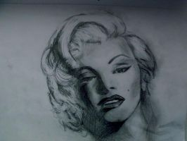 Marilyn Monroe by modezta