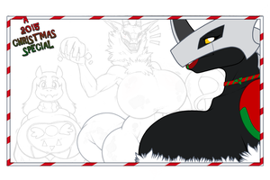 A 2015 Christmas Special_ in progress by wsache2020
