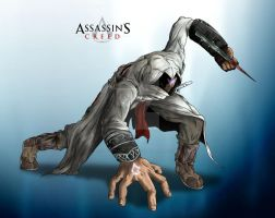 assassins creed by fullmetalschoettle
