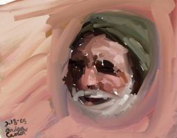 The Man With the Green Turban by Overtone