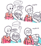 A skele-ton of puns by marex184