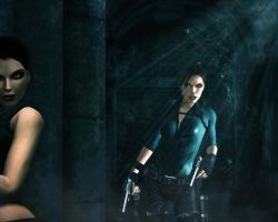 Tomb Raider - 3 by Halli-well