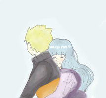 Holding You - NaruHina by hotchococo