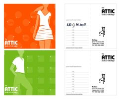 THE ATTIC vector at work by ip