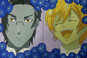 Black Butler II- Black and Yellow by nizzie12