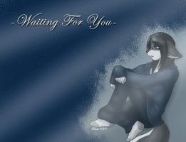 UTAU - Waiting For You - vid link by Nukude