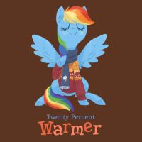 Twenty Percent Warmer by sofas-and-quills