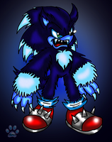 Werehog by jayfoxfire