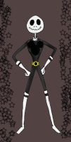 Black Disney Ranger Jack by HighwindDesign