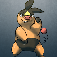 Who's Tepig? I'm Tepig. by fluxmage