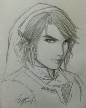 Experiment with Realism: Link by TixieLix