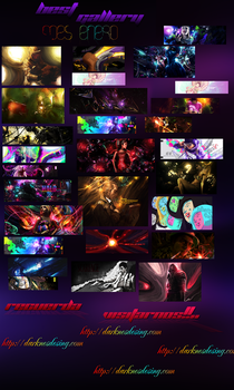 Best gallery of Enero by darknesdesing