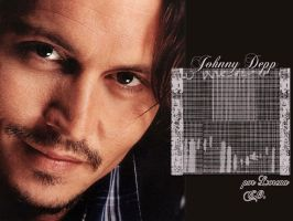 Johnny Depp by crying-ophelia