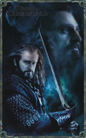 Thorin Oakenshield - King under the Mountain by LadyCyrenius