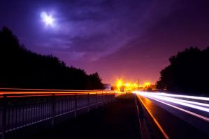 Speed Night by scotto