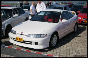 1996 Honda Integra Type-R by compaan-art