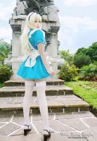 Alice In Wonderland by Pinkie-Bunny-Cosplay