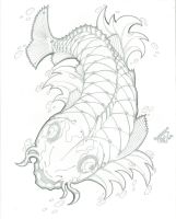Coi Tattoo Design for Flash by ICGREEN