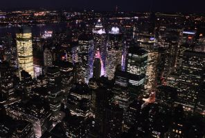 New York City - Empire View by VirgoShaka