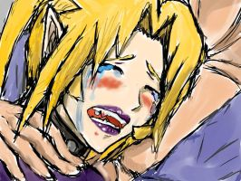 Paine Crying on Gauz by JnAsBy123