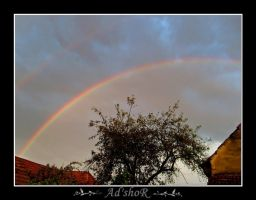 over the rainbow by ad-shor