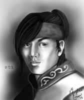 Lee Min Ho - Choi Young by kurisutin