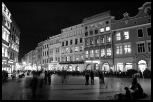 Cracow by night 10 by kazzdavore
