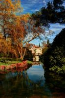 Scotney Castle - HDR 2 by james-cramp-art