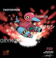 Porygon2!  Pokemon One a Day, Series 2!