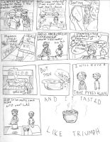 Mac and Cheese Adventures by Poptart-Jello