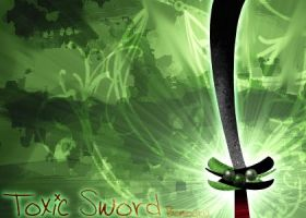 Toxic Sword by Bonooru
