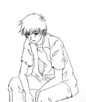 Sad Boy by hezakiah