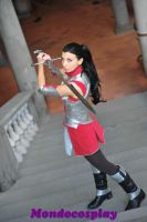 Lady Sif: the Goddess of War by JadeForce