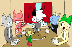 Thanksgiving 2014 by pokemaster9990