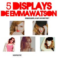 5 Displays EW by MagicWorldxHp