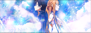 Sword Art Online by WeriaTenshi