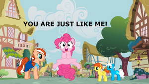 You Are Just Like Me! by LilaKitty643