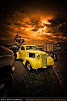 1938 Chevy Hot Rod by AmericanMuscle