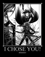 I Chose You! by deathgirl88