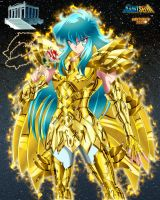 [colo] God Cloth Poisson Mars 2015 by Naruttebayo67