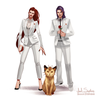 All Grown Up Pokemon Preview: Team Rocket by IsaiahStephens