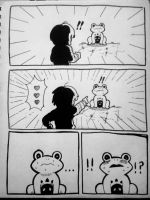 Stupid Undertale Comic by TenebrousTone