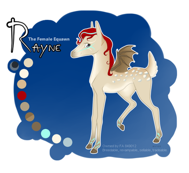Rayne by Aiymee